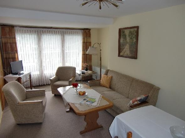 Wohnen 2 Zimmer Appartement