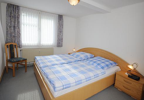 Brunnenhof Appartement - Schlafzimmer